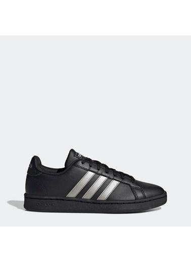 adidas Adidas Kadın Tenis  Günlük Ayakkabı Ee8133 Grand Court Siyah